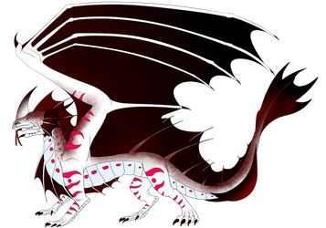 Bloodtide the royal Leviathanwing by PoltergeistNaga