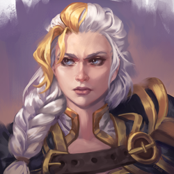 battle for azeroth-Jaina by PuddingPack