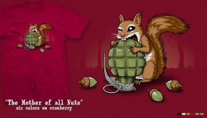 The Mother of all Nuts by InfinityWave