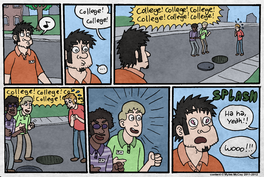 College 4 by 2ndLtHavoc