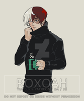 Sweaterboi by Roxoah