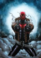 Red Hood by RecklessHero