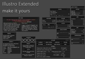 Illustro Extended 2.1 by Oxmaster