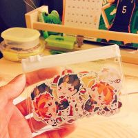 HAIKYUU!! stickers by reikureii