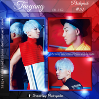 +TAEYANG | Photopack #O1 by AsianEditions