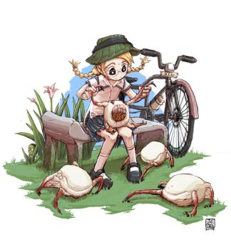 Head crabs make cool pets by sachsen