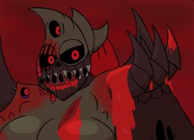 Blood Of An Underspawn! by NyxenAvenger