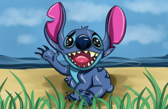 Stitch by AlexaWayne