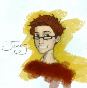 dh spoiler- james by HILLYMINNE
