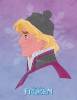 Disney's FROZEN - Kristoff by David Kawena by davidkawena