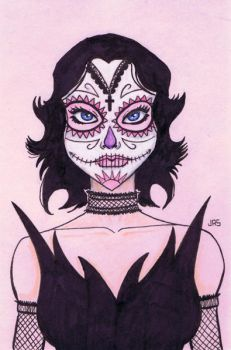 Day Of The Dead 02 by JRS-ART