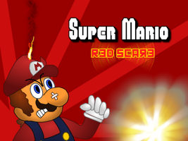 Super Mario - Red Scare Art by Mamamia64
