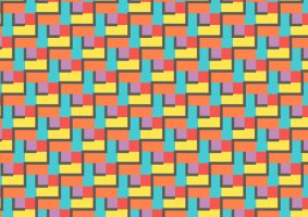Colorful-checked-zigzag-vector-pattern by superawesomevectors