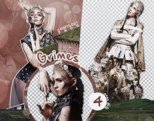 Pack Png 1119 - Grimes by confidentpngs