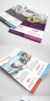 Multipurpose Business Flyers / Magazine Ads by env1ro