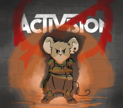 Down With Activision by SteamMouse
