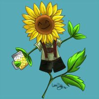 Wiesnblume by Lunalight