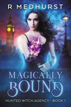 Magically Bound by LHarper