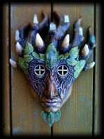 Wormwood Mask by Faust-and-Company
