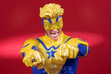 Booster Gold by JasonTD