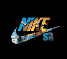 Nike SB Wallpaper by cripballa