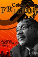 MLK Jr. Poster First Draft by Ironic-Sarcasm
