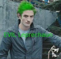 Edward is a Leprechaun :D by SanityRidden