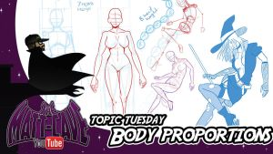 Topic Tuesday 22 - Body Proportions by mattwilson83