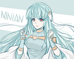 Ninian doodle~ by Verrica