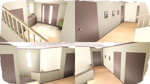 MMD Stage 43 by MMD3DCGParts