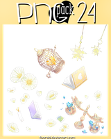 PNG_PACK#24 by Fluorald