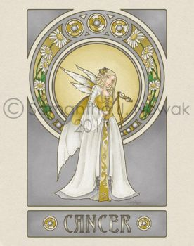 Masquerade Zodiac Cancer by GargoyleGoddess21