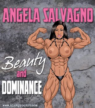 Angela Salvagno by KinkyRocket