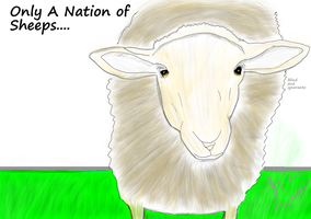 A nation of sheeps by genstian