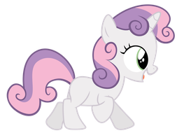 Vector: Sweetie Belle 2 by EStories