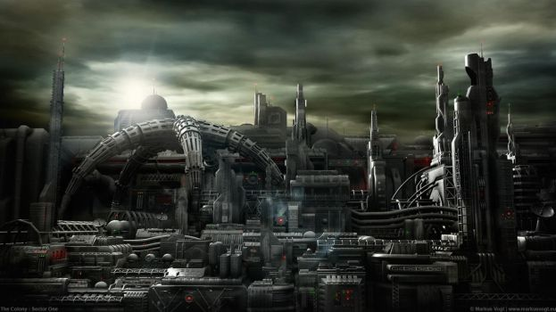The Colony - Sector One by MarkusVogt