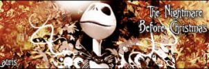 The Nightmare Before Christmas by DjLauris