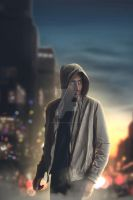 hooded 2 by ZedLord-Art