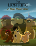 TLK: A New Generation Cover by Louis-Robinson