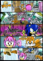Sonic: Ultimatum, Page 3 by TheStiv