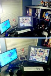 Current Workspace by Robaato