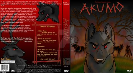 FINAL AkumoDVD Cover FULL by Idess