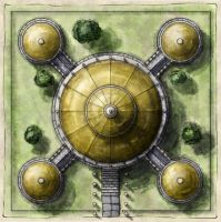 Free cathedral map tile by torstan