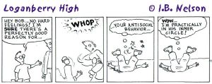 Loganberry High #14 by ibnelson
