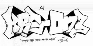 KRS-One by Armored-dogg2