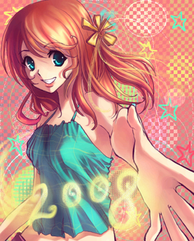 Happy New Year 2008 by silvair