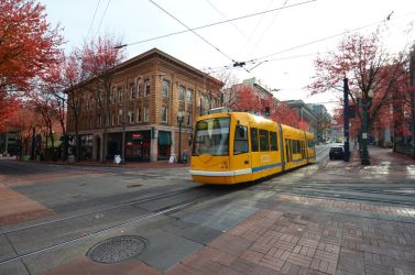 Portland Downtown I by esee