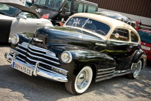 Classic Chevrolet Rod by AmericanMuscle