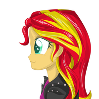 Sunset Shimmer by Sintakhra