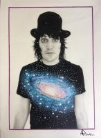 Noel Fielding Creates Worlds by Grace5150